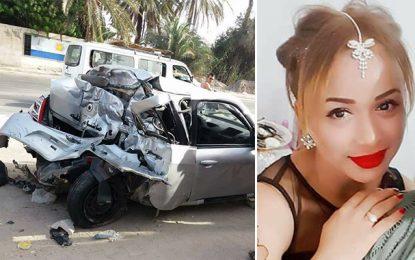 Gabès : Elle meurt dans un accident, comme son mari, 4 ans auparavant