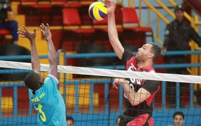 Volleyball : Karamosli et Gonzalez avec l'Espérance
