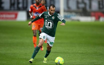 Idriss Mhirsi : Le Red Star exige un million d'euros
