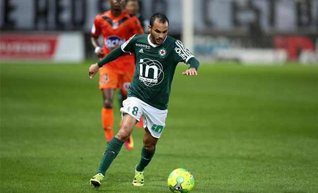 Le Red Star exige un million d'euros — Idriss Mhirsi