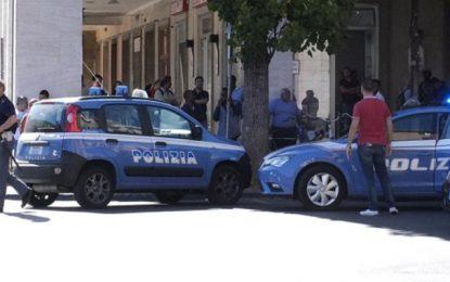 Firas, un Tunisien de 18 ans, agresse des policiers en Italie