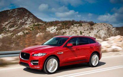 F-Pace, La Jaguar la plus rapidement vendue