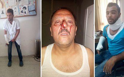 Trois urgentistes agressés à l'Institut Kassab
