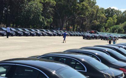 Les somptueuses limousines du roi Salmane font jaser au Maroc