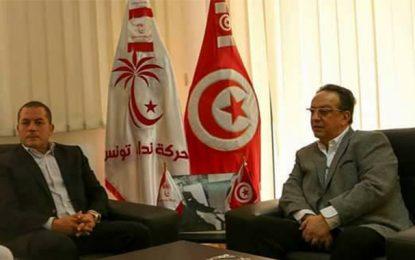 Maher Bouchamaoui rejoint Nidaa Tounes