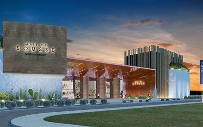 Démarrage de la construction du Mall of Sousse