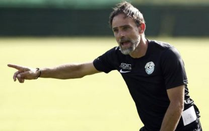 Football : Marco Simone négocie avec le Club africain