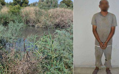 Mégrine : Il plante du cannabis au bord d'Oued Meliane