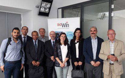 Biotechnologies : Mission tunisienne de prospection en Wallonie-Bruxelles