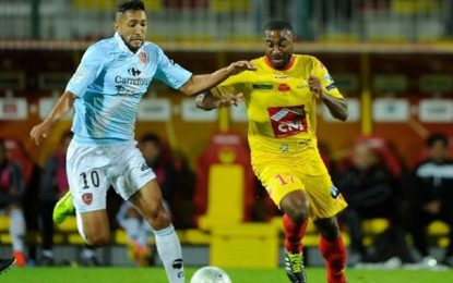 Football: Fin du parcours de Mohamed Larbi avec Sochaux