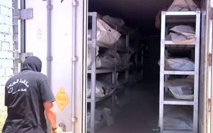 Libye : Ces corps de jihadistes qui attendent d'être rapatriés