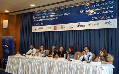 Société civile : Projets d'observation des élections municipales