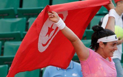 Tennis : Ons Jabeur dans le top 100 mondial