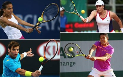 Tennis : Un quatuor tunisien à Wimbledon