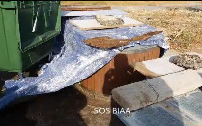 El-Manar : Les conteneurs à déchets semi-enfouis déjà inutilisables