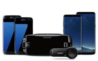 Smartphone : Dans l'univers du Samsung Galaxy S8