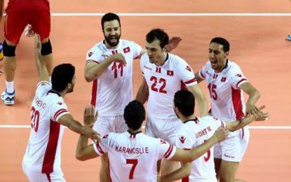 Volley-Championnat d'Afrique : Menu copieux pour la Tunisie