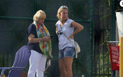 Wimbledon : La paire Selima Sfar – Arantxa Sanchez Vicario perd la finale