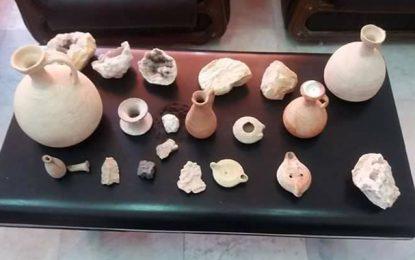 Sfax : Un homme arrêté pour trafic de pièces archéologiques