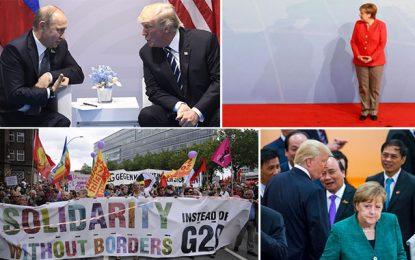 La crise de la mondialisation et ses retombées sur le G7 et le G20