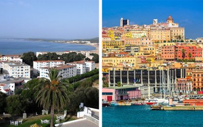 Pour le lancement d'une ligne aérienne Cagliari-Tabarka