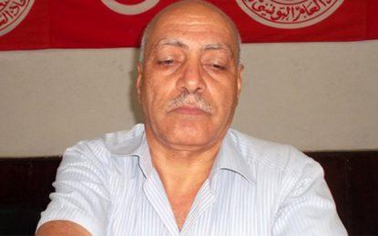 Décès du syndicaliste Taher Dhaker