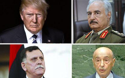 Trump, l'islamisme et la transition libyenne