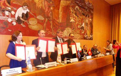 Accord pour soutenir le travail décent en Tunisie