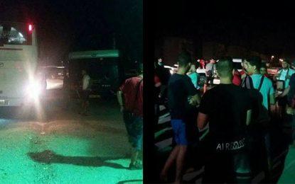 Ezzouhour : Arrestation de 17 personnes dont 4 enfants
