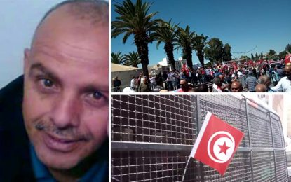 Meurtre de l'agent Hajlaoui : Des policiers manifestent au Bardo