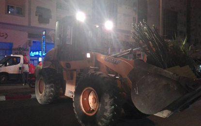 Ariana : Opération grand ménage à la cité Ennasr