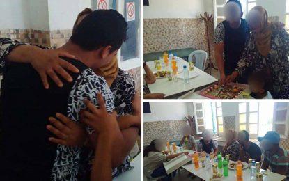 La prison de Gafsa fête un détenu bachelier
