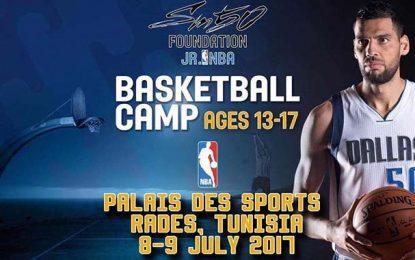 NBA Camp 2017, les 8 et 9 juillet à Radès
