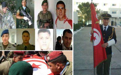 Il y a 4 ans, 8 soldats tués par des terroristes à Jebel Chambi
