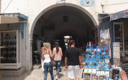 Nabeul : Les motos interdites au marché de l'artisanat