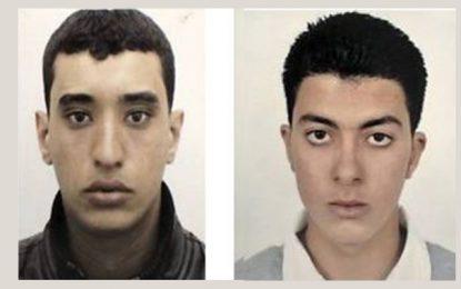 Ministère de l'Intérieur : Avis de recherche de 2 dangereux terroristes