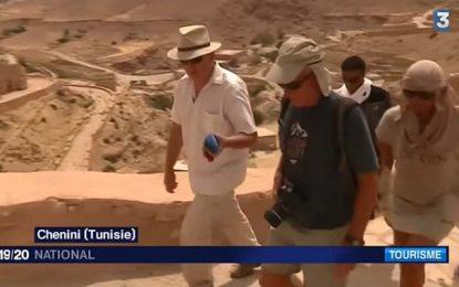 La Tunisie sur la carte des destinations prisées par les Français