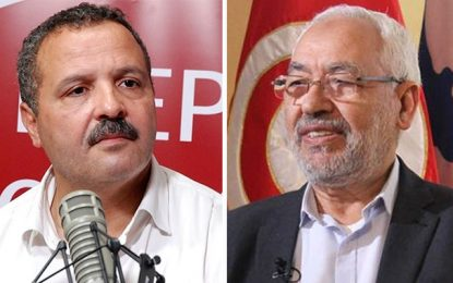 Tunisie : Mekki compare Ghannouchi à Bourguiba à ses dernières années