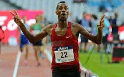 Championnat du monde d'athlétisme : Layouni ne franchit pas les demi- finales