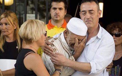 Père en deuil et imam en pleurs : L'amour est plus fort que la haine
