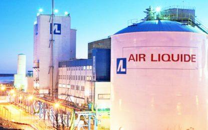 Air Liquide Tunisie : Chiffre d'affaires en hausse de 4% (2e trimestre 2017)