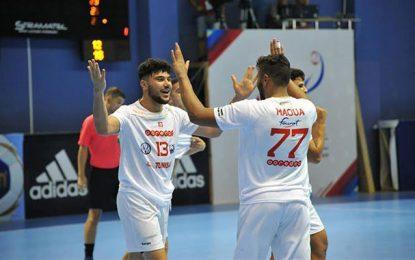 Mondial cadets de handball : La Tunisie en 8e de finale