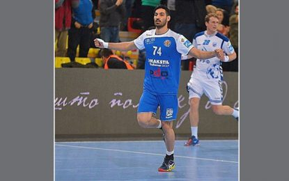 Handball: Un Iranien à l'Espérance