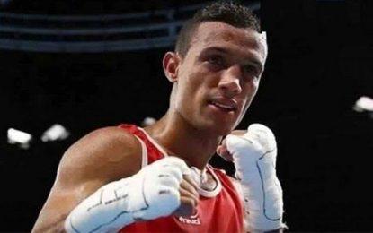 Boxe : Le rêve du championnat du monde s'achève pour Bilel Mhamdi