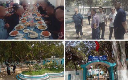 Bizerte : Un camp de vacances pour détenus mineurs