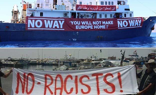le c star empch par des pcheurs tunisiens daccoster au port de zarzis mdenine a lanc un appel de dtresse et refus laide de long sea eye - C Tunisie