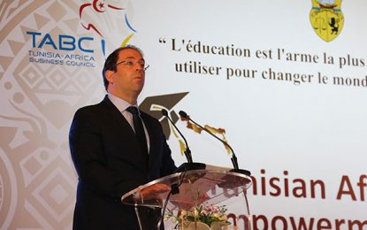 Tunis : Chahed ouvre le Tunisian African Empowerment Forum