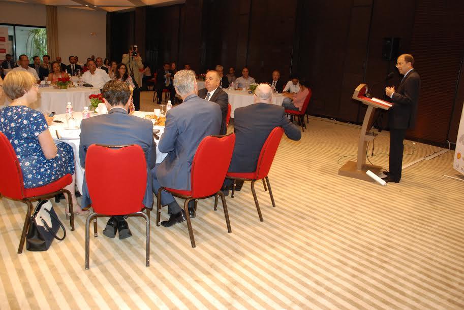 Tunisie royaume uni de nouvelles opportunit s de for Chambre de commerce a londres