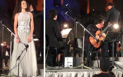 Clôture du Festival d'El-Jem : Dans le chœur du classique