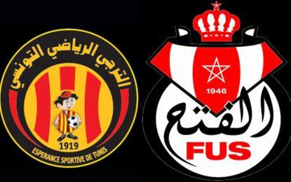 Championnat arabe : Espérance-FUS de Rabat pour une première